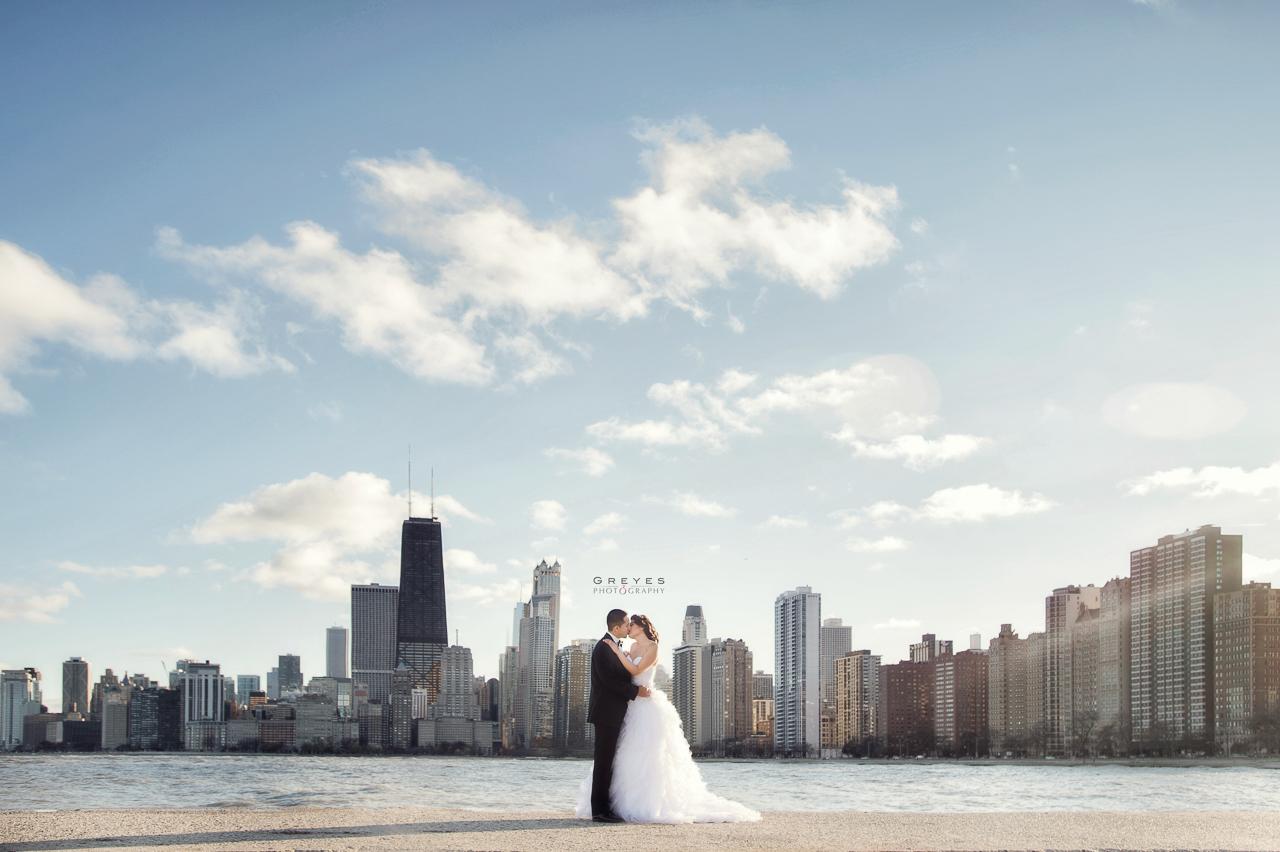 chicago wedding photographers amy juan wedding