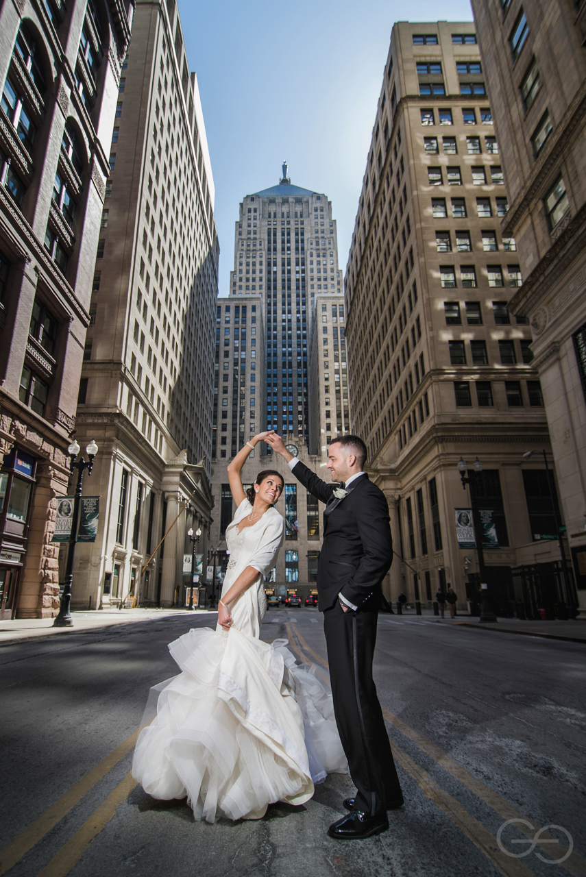 chicago wedding photographers katie joe wedding
